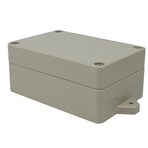 Ogrmar Plastic Dustproof IP65 Junction Box DIY Case Enclosure (3.9