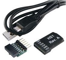 Digilent 410 205 Prog Cable  Jtag Hs1  Micro Ab Usb2  Xilinx Fpga