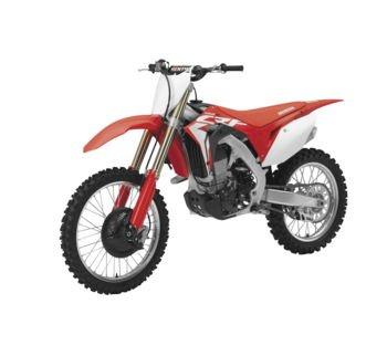 Ray Toys 1:6スケール ダートバイク ダイキャスト レプリカ ホンダ CRF450R 2017 49583 B07L38G386