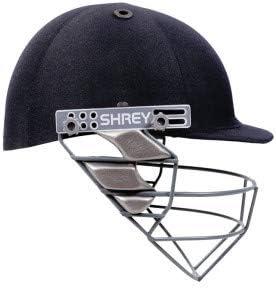 Steel Grille SHREY Masterclass Air 2.0 Cricket Helmet Green - Medium