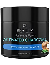 Teeth Whitening Activated Charcoal Powder - From Organic Coconut