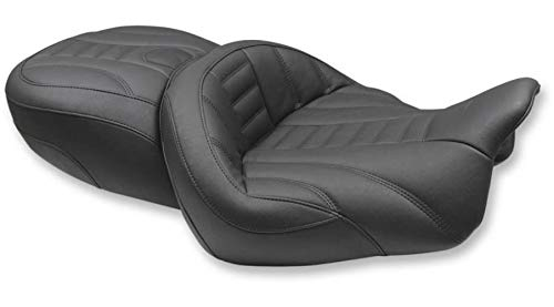 Mustang Deluxe Super Touring One-Piece Seat 79598