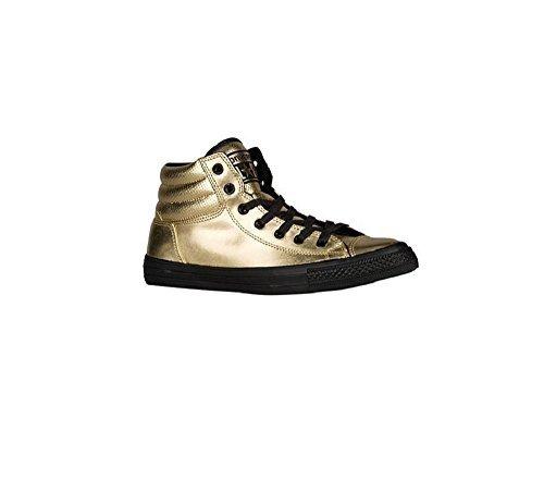 Converse Mens CTAS Fresh Hi Shoe Gold/Black/Black 152659C (US - Converse Truck