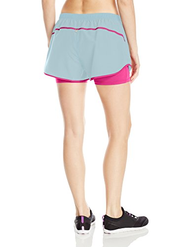 New Balance Women's 2 in 1 Woven Shorts