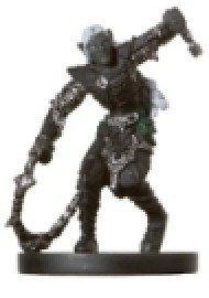 Drow Arcane Guard # 47 D /& D Minis Under Dark Wizards of the Coast USCIDU-7723-L-79503-839-UKZ-EDU