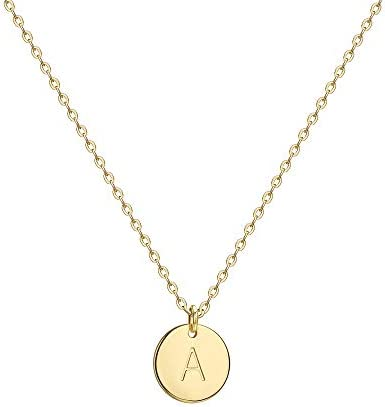 Befettly Necklace Gold Plated Adjustable Personalized product image