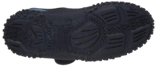 Playshoes Aqua-Schuh Mesh mit höchstem UV Schutz nach Standard 801 174799 - Chanclas de tela para niños Azul