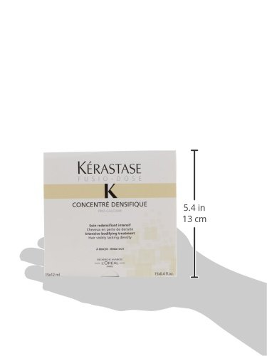 Kerastase Fusio-Dose Concentre Densifique Intensive Bodifying Treatment, 15 Count by Kerastase (Image #4)