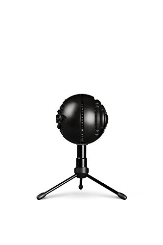 Large Product Image of Blue Snowball iCE Condenser Microphone, Cardioid - Black