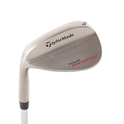 (New TaylorMade Tour Preferred Wedge 54.11 Uniflex Steel LEFT HANDED)