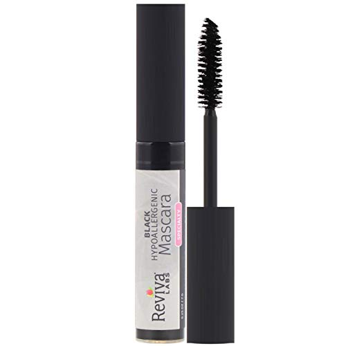 Reviva Labs HypoAllergenic Mascara 0 25 Ounces