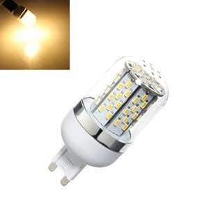 G9 4W 440LM Warm White 78 SMD 3014 LED Corn Light Bulbs 85-265V