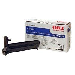 Series C5550n Mfp - Oki Data Type C8 C6100/C6150 series/C5550n MFP/MC560MFP Image Drum (Black) - 43381720 by Oki Data