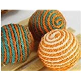 Cat Tails Sisal Rope Ball