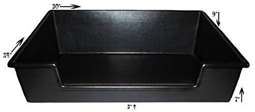 AZ Micro Mini Pigs Custom Litter Box (X - Large) 30