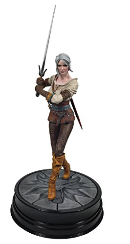 Dark Horse Deluxe The Witcher 3: Wild Hunt: Ciri - Statues Game And Figures Video