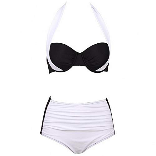 Picture Bikini Spiaggia Costume Costumi As Da Donna Alta Swim Bagno Vita A Lmshm Up Push ZH46xw11q