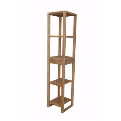 Spa Freestanding 4-Shelf Table Stand