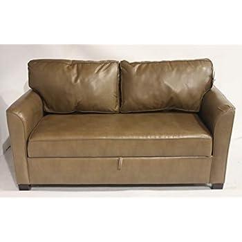 "Amazon.com: La-Z-Boy 68"" RV Camper Sleeper Sofa Couch Tri"