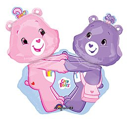 Care Bears Supershape Foil Mylar Balloon