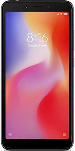 Xiaomi Redmi 6 Dual SIM 32GB 3GB RAM Black: Amazon.es: Electrónica