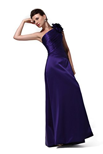 Blau Hot Damen Kleid Queen Linie Königsblau A 8wABx