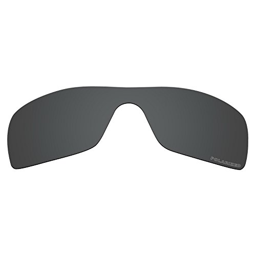Tintart Performance Lenses Compatible with Oakley Batwolf Polarized Etched-Carbon  Black 8e569046f0