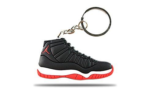 jordan shoe keychain - 1