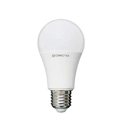 Smart Lâmpada Inteligente LED A60 Bulbo Wi-Fi Bivolt Conectoz Bivolt, Acompanha Ritmo da Música, E27, 9W, RGBW Colorido…