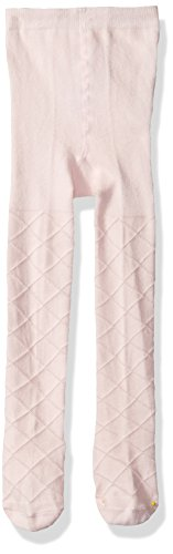 The Children's Place Baby Girls' Diamond Pointelle Tights, Crystal Pink, (Pointelle Tights)