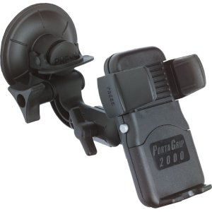 Panavise 809-PG AMPS Window Mount with 703 Flat Base PortaGrip 2000 Holder ()