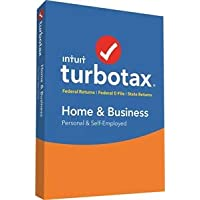 Turbotax Home & Bus 2018