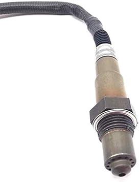 Ossigeno Sensore di O2 11.787.512,975 mila Fit For BMW E46 Z4 X3 316i 318I 318Ci Durevole Color : Black