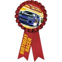Hot Wheels Award Ribbon HALLMARK MARKETING CORPORATION