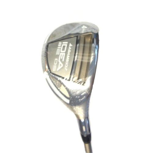 Adams Golf Idea A12OS #4 Hybrid (Right-Handed, 22 Degree Loft, Grafalloy Graphite, Ladies Flex), Outdoor Stuffs