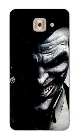 Gogo Samsung Galaxy J7 Max Joker Hd Wallpaper Desenli Silikon Kilif