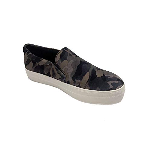 Gills Women's Steve Camo Metallic Madden Sneaker Fashion BS0qfw4xng