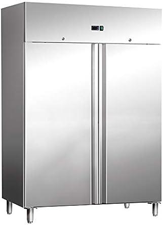 Frigorífico de acero inoxidable, 1311 litros, frigorífico estándar ...