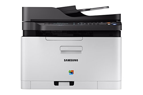 Samsung SS256H#BGJ Electronics Xpress SL-C480FW/XAA Wireless Color Printer with Scanner, Copier & Fax, Amazon Dash Replenishment Enabled ()