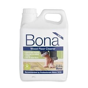 Bona Wood Floor Cleaner Refill For Use With Bona Spray