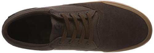 brown Combo Marron brown Sneakers Xcck Quiksilver Homme Basses Verant black qvWPf8xX