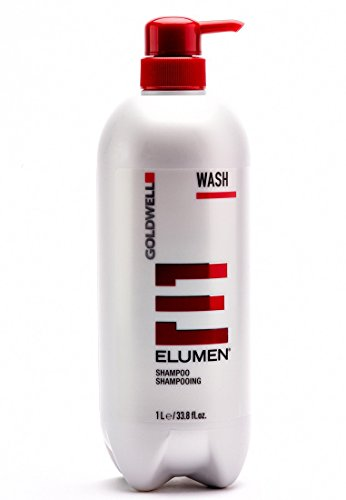 Goldwell Elumen Wash Shampoo For All Hair Types Dye Protection & Reduces Bleeding of Color - ()