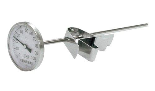 スライドホルダー付 寸胴鍋用温度計 PY-350 B005INDRQ8