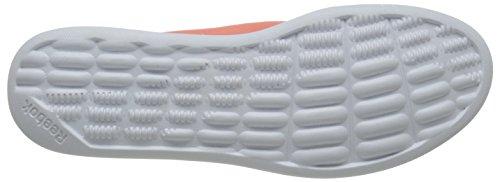 Reebok Skyscape Runaround 2.0 Caminar zapato Coral-Coral Glow-White