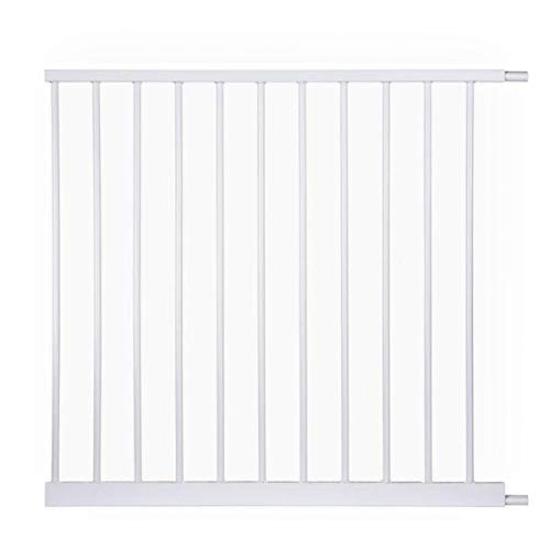 North States 11-Bar Extension for Auto-Close Baby Gate: Add extension for a gate up to 69.75″ wide (Adds 31.25″ width, Soft White)