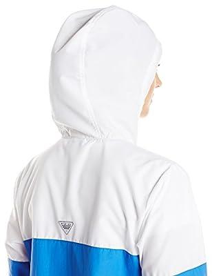 Columbia Sportswear Women's Harborside Windbreaker Hoodie