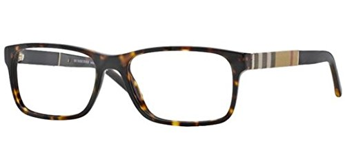 Burberry BE2162 Eyeglasses-3002 Dark Havana-53mm