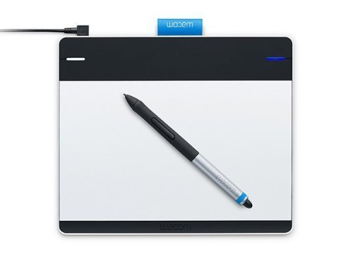 Wacom Intuos Pen and Touch Small Tablet CTH480 - Factory Ref