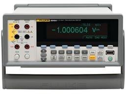 FLUKE CALIBRATION 8845A 120V MULTIMETER, DIGITAL, BENCH, 6-1/2 DIGIT