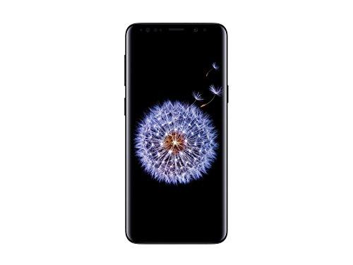 Samsung Galaxy S9 Unlocked Smartphone - Midnight Black - US Warranty